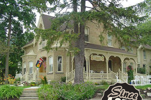 Telegraph House Bed & Breakfast, Port Stanley, Ontario, Canada