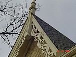 Front Finial, Telegraph House, Port Stanley, Ontario