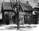 circa. l890, Telegraph House, Port Stanley, Ontario